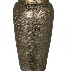 Marrakesh vaas goud zilver