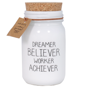 GEURKAARS - DREAMER BELIEVER WORKER ACHIEVER - GEUR: FIG'S DELIGHT