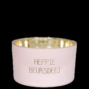 GEURKAARS - HEPPIE BEURSDEEJ