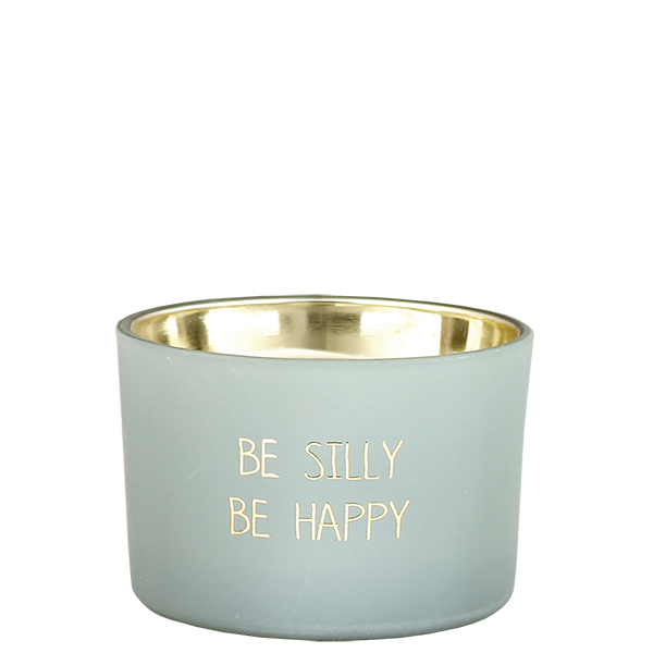 GEURKAARS - BE SILLY BE HAPPY - GEUR: MINTY BAMBOO