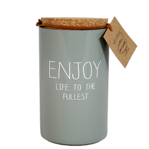 GEURKAARS - ENJOY LIFE TO THE FULLEST - GEUR: MINTY BAMBOO