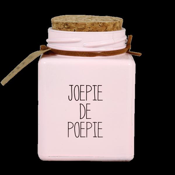 GEURKAARS - JOEPIE DE POEPIE - GEUR: GREEN TEA TIME