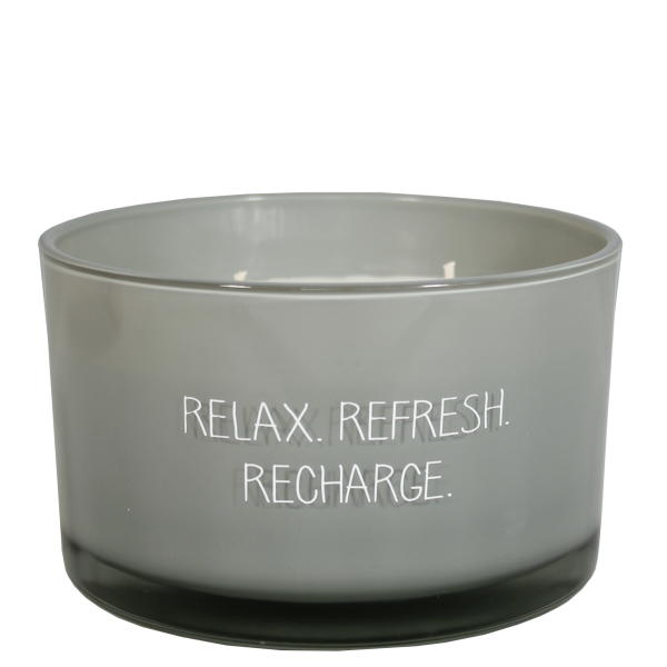 GEURKAARS - RELAX. REFRESH. RECHARGE.