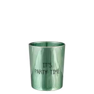 GEURKAARS GLAMOUR - IT'S PARTY TIME - GEUR: MINTY BAMBOO