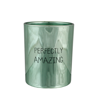 GEURKAARS GLAMOUR - PERFECTLY AMAZING - GEUR: MINTY BAMBOO