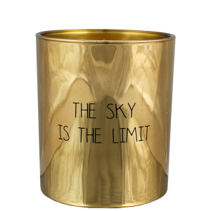 GEURKAARS GLAMOUR - THE SKY IS THE LIMIT - GEUR: SILKY TONKA