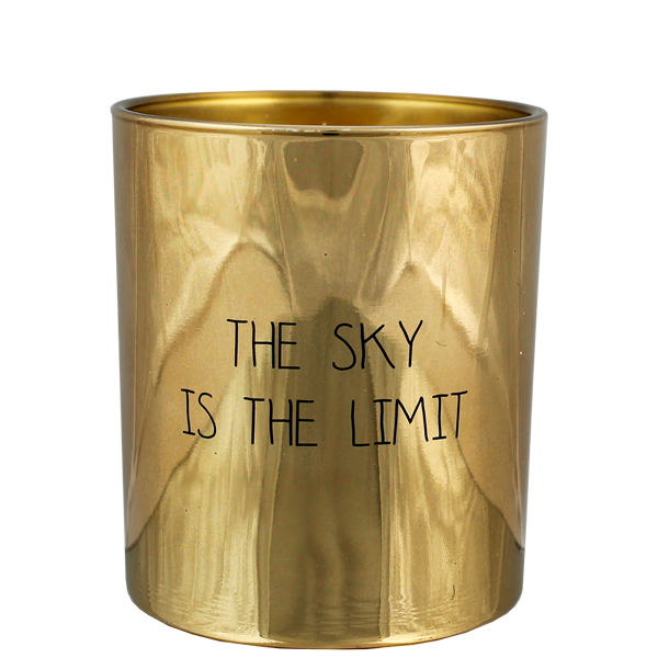 GEURKAARS GLAMOUR - THE SKY IS THE LIMIT - GEUR: SILKY TONKA