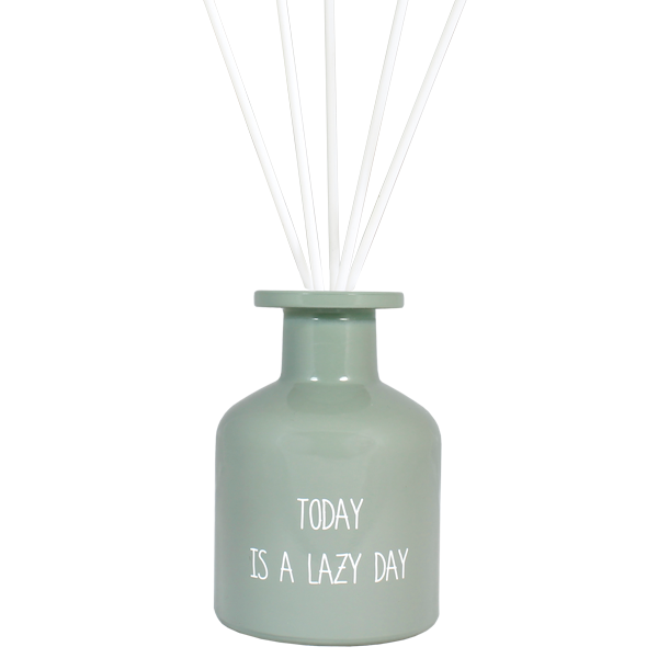 GEURSTOKJES - TODAY IS A LAZY DAY - GEUR: BOTANICAL BAMBOO
