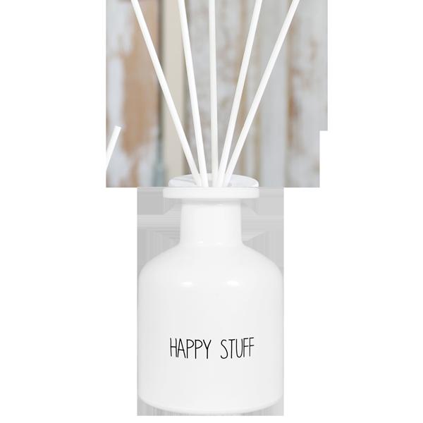 GEURSTOKJES - HAPPY STUFF - GEUR: FRESH LOTUS