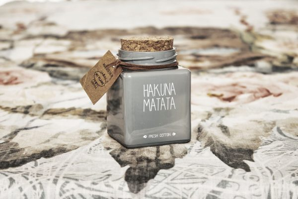 GEURKAARS - HAKUNA MATATA - GEUR: MINTY BAMBOO