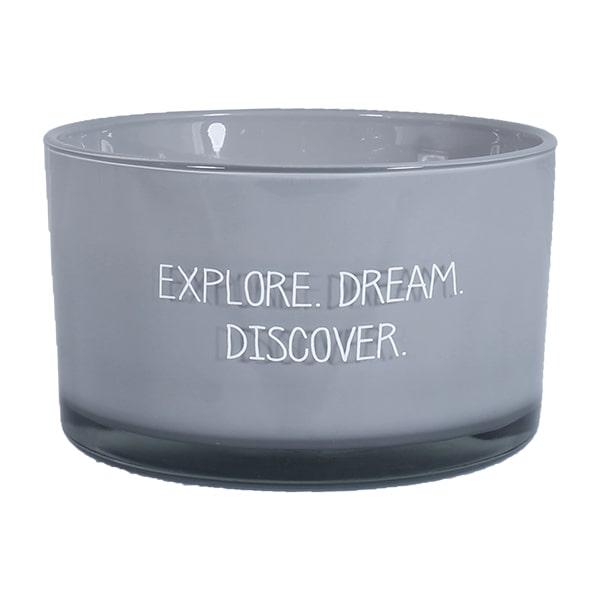 GEURKAARS - EXPLORE. DREAM. DISCOVER.