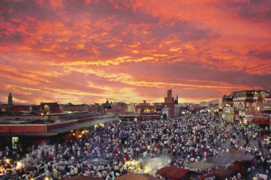 Pottenkijkers – Marrakesh