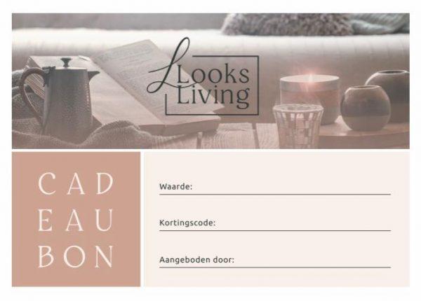 LLooks Living cadeaubon